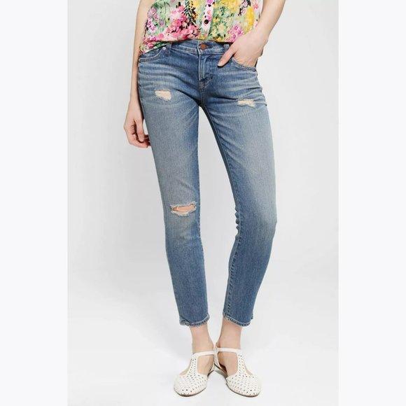 TEXTILE Elizabeth & James Ozzy Skinny Jeans sz 25